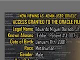 Oracle Files: Eddie Dorado 1