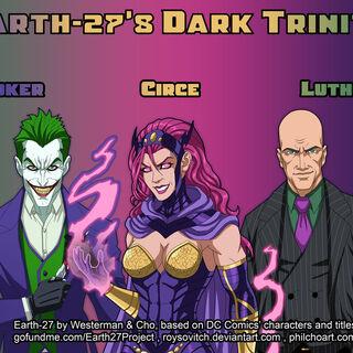 Earth-27 Dark Trinity