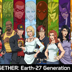Titans Together: Generation 2