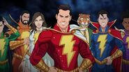 Earth-27 Shazam Family