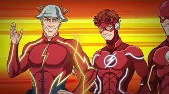 Earth-27 Flash Family
