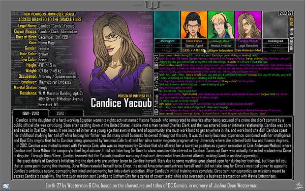 Candice Yacoub 1