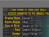 Oracle Files: Indigo 2