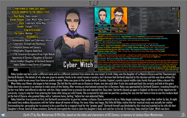 Cyber Witch 1