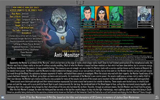 Anti-Monitor 1