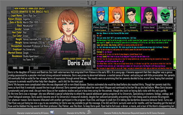 Doris Zeul 1