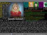 Oracle Files: Cassandra Sandsmark 1