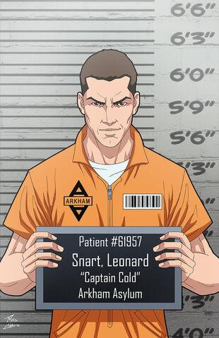 Leonard Snart
