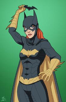 Batgirl (Barbara Gordon Titan)