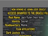 Oracle Files: Jack Ryder 2