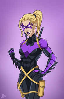 Nightwing (Stephanie Brown)
