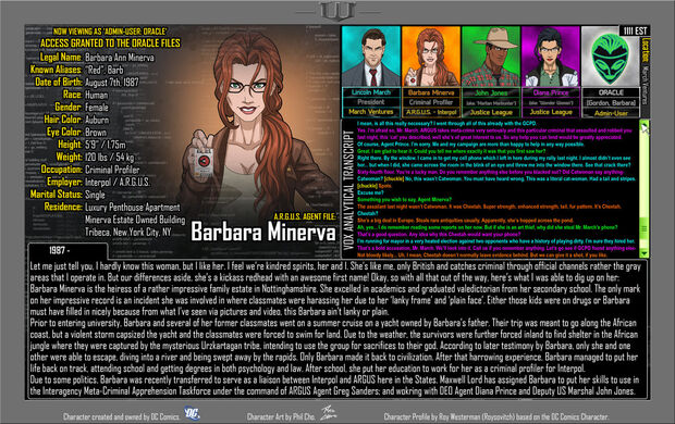 Barbara Minerva 1