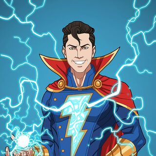 King Marvel (Powered Up)
