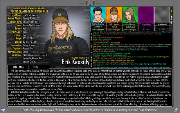 Erik Kassidy