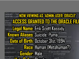 Oracle Files: Erik Kassidy 1