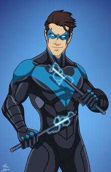 Nightwing Variant 3