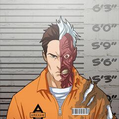 Harvey Dent (Locked Up)