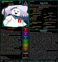 Network Files Stay Puft
