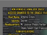 Oracle Files: Artemis Crock 3
