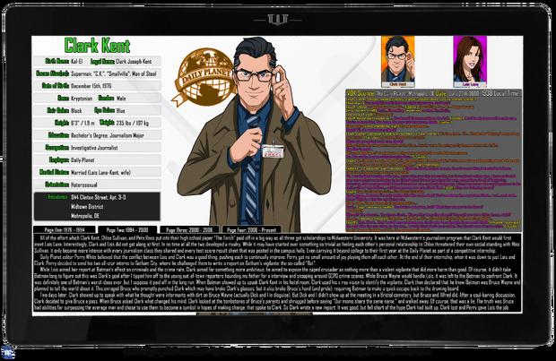 Oracle Files Clark Kent 2