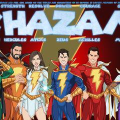 Sentinels of SHAZAM!