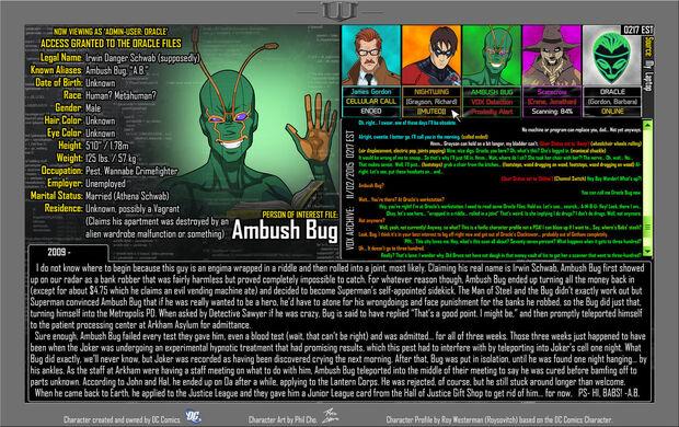 Ambush Bug 1