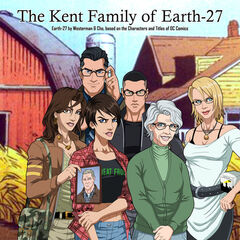 Kent Family Portrait
