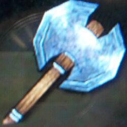 Axe (level 10+)