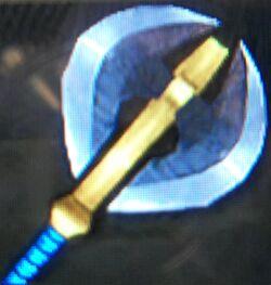 Master Axe (level 20+)
