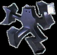 Electro Specter Clay Model