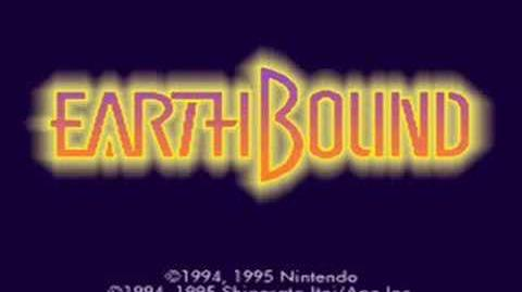 Mother 2 Earthbound Music - Paula's Prison Cabin Theme