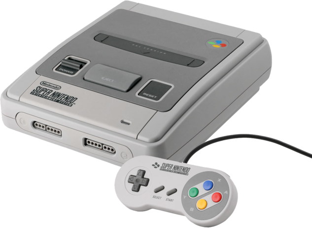 Super Nintendo Entertainment System | EarthBound Wiki