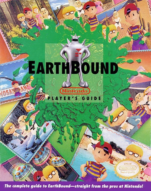 Earthbound Player S Guide Earthbound Wiki Fandom