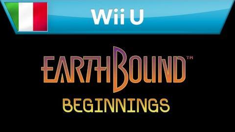 EarthBound Beginnings - Video (Wii U)