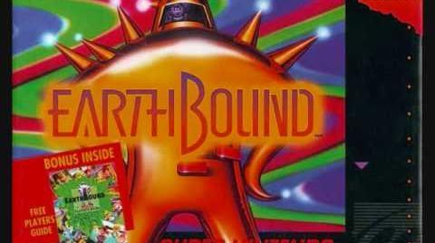 Earthbound Music Fourside