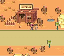 Dusty Dunes-Desert