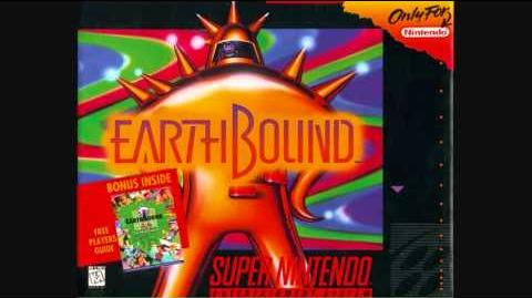 EarthBound Music - Twoson Boy Meets Girl