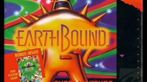 EarthBound A Bad Dream