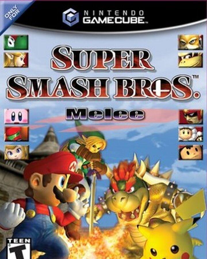 Super Smash Bros Melee Earthbound Wiki Fandom