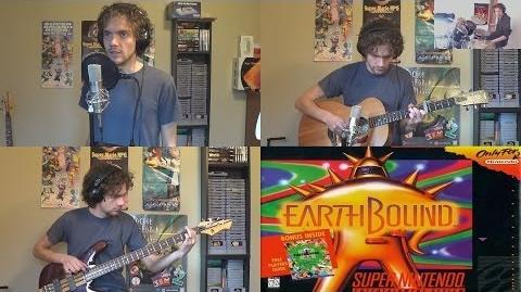 Earthbound Mother 2 - Eight Melodies (cover w lyrics)