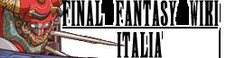 Final Fantasy Wiki - Wordmark