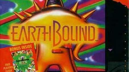Battle Against a Mobile Opponent- Earthbound Music