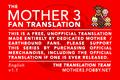 Mother 3 Fantran Disclaimer.png