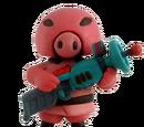 Свинский солдат