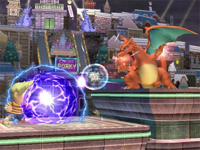 PSI Magnet (Super Smash Bros ) | EarthBound Wiki | FANDOM