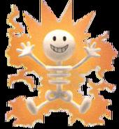 Luxury Conducting skeleton figure