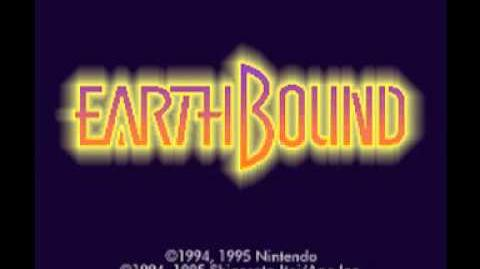 EarthBound (SNES) Music - Twoson's Theme
