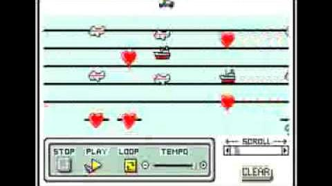Earthbound Mother Medley on Mario Paint