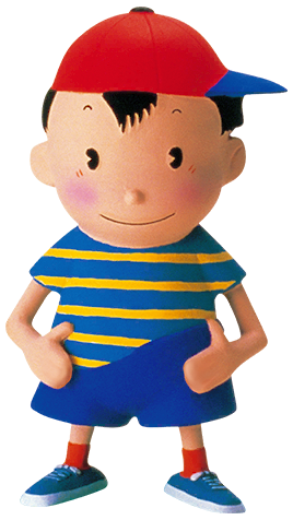 Ninten Earthbound Wiki Fandom Powered By Wikia