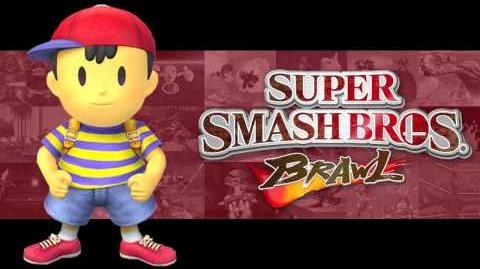 Snowman - Super Smash Bros
